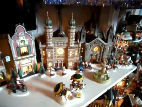 dept 56 village 2011 christmas in the city, north pole, np woods ...