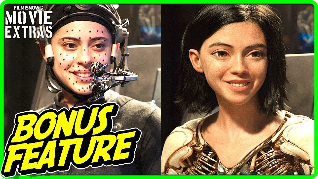 ALITA: BATTLE ANGEL | Making of Alita Featurette