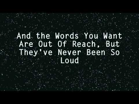 Beside You - Marianas Trench (Lyrics)