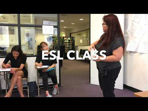 Learn English in New York City - ESL / TOEFL / GRE Classes