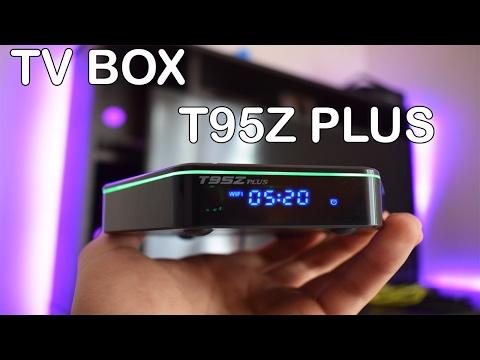 Bonita Tv Box T95z Plus Android 6.0 Octa core 16gb 2gb (Español)