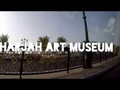SHARJAH ART MUSEUM (vlog)