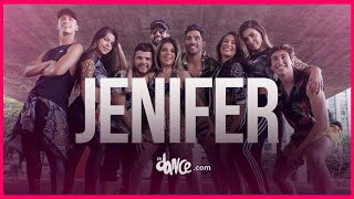 Jenifer - Gabriel Diniz | FitDance TV (Coreografia) Dance Video