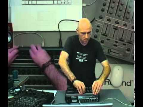 Vince Watson @ RTS.FM Studio - 06.11.2008: Live