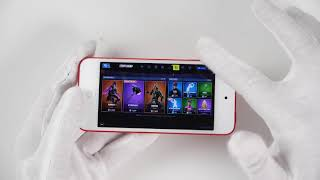 The Smallest Device to run Fortnite... iPod Touch 2019 (7th Gen)