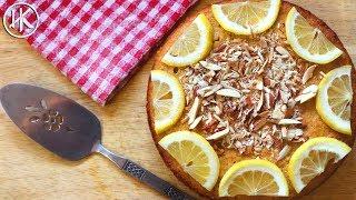 Keto Lemon Ricotta Cake | Keto Recipes | Headbanger's Kitchen