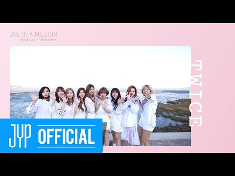 One In A Million Twice 1st Photobook Youtube