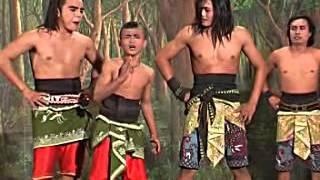 """ Perang "" ketoprak SISWO BUDOYO Bersih Desa Panggung Royom - wedarijaksa"