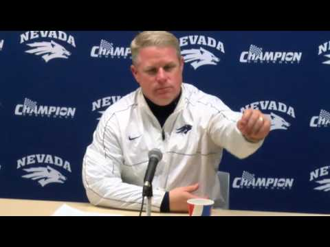 Nevada 16 San Diego St. 46 Post Game Press Conference