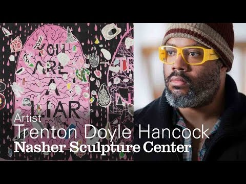 Vegans, Mounds and Fantastical Narratives: Artist Trenton Doyle Hancock