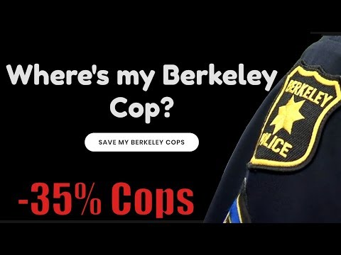 Berkeley Police Quitting in Mass After City Routinely Sides with Antifa