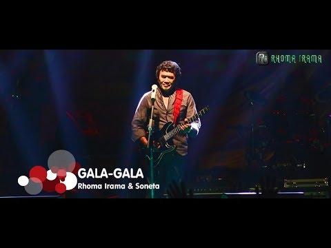 RHOMA IRAMA & SONETA GROUP - GALA GALA (LIVE)
