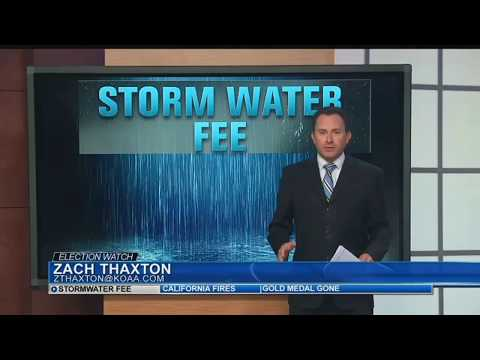 Election Watch: Colorado Springs Question 2A (Stormwater Fee)