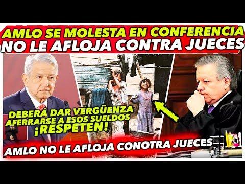 AMLO NO LE AFLOJA, PRESIONA AL PODER JUDICIAL PARA QUE RESPETEN LA CONSTITUCIÓN