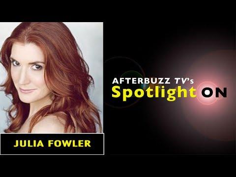 Julia Fowler Interview | AfterBuzz TV's Spotlight On