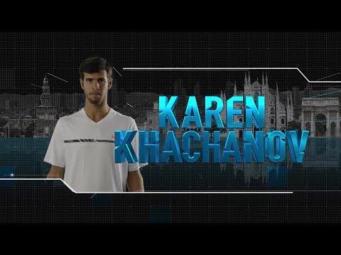 Karen Khachanov Player Profile Next Gen ATP Finals 2017