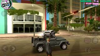 Gta Vice City Ep.1 (nearly Dead And Bad Driving)