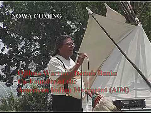 (Part 6) Indigenous Native American Prophecy (Elders Speak part 6) Ojibwa Warrior: Dennis Banks