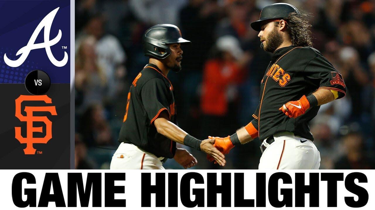 Download Braves vs. Giants Game Highlights (9/18/21)   MLB Highlights