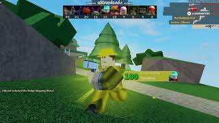 More Arsenal Gameplay With Sal! [ Roblox ]