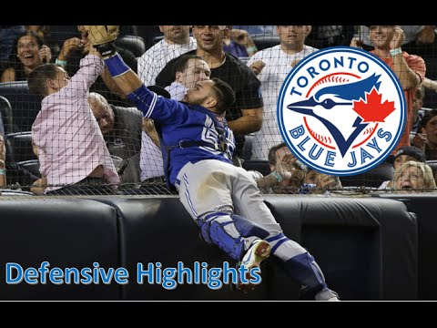Russell Martin | 2015 Defensive Highlights