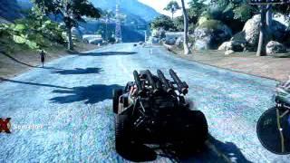 mercenaries 2 100% walkthrough with commentary extras: all custom vehicles