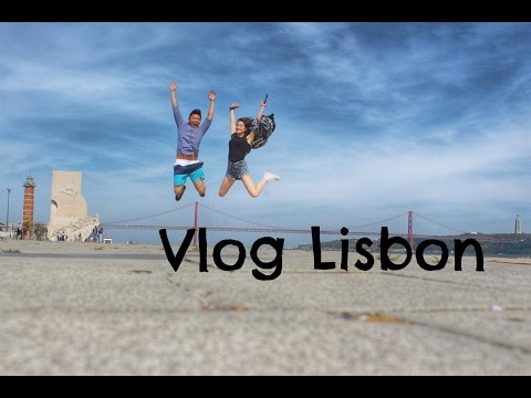 Discovering Lisbon, trying to find the real egg tarte #Portugal Vlog