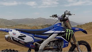Video Cooper Webb's 2018 Yamaha YZ450F | First Look | TransWorld Motocross download MP3, 3GP, MP4, WEBM, AVI, FLV Januari 2018