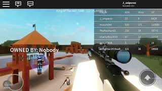 I'm playing a roblox game called no-scop