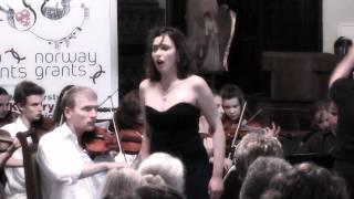 Edward Grieg - Peer Gynt - Solveig's Song