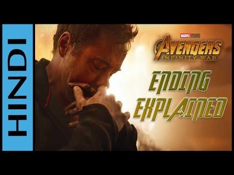 Avengers Infinity War Ending Explained IN...