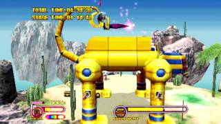 Power Stone 2 PSP: ~Valgas~ Adventure Mode Level 8