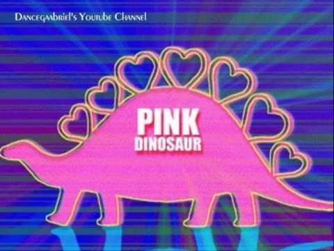 Pink Dinosaur - Papaya
