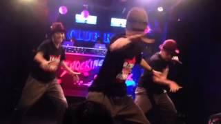 DANCE SPACE Q 【カトちゃん♪/ROCKING】