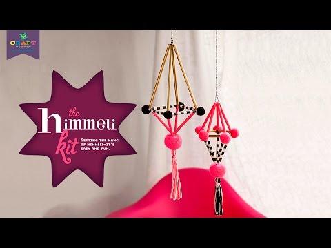 Craft-tastic Himmeli Kit