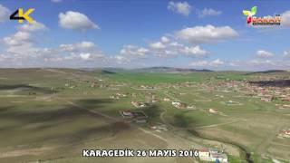Karagedik 26 Mayıs 2016 ( Havadan Çekim ) DJİ PHANTOM 3 ULTRA HD 4K Resimi