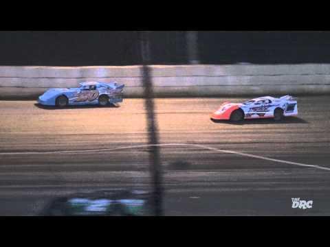Moler Raceway Park | 8.28.15 | Late Models | Heat 2