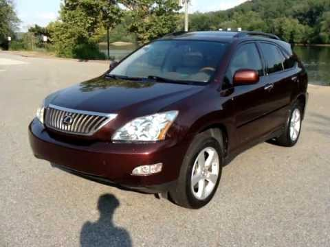 2008 08 LEXUS RX350 RX 350 Personal Used Car Review At 55k