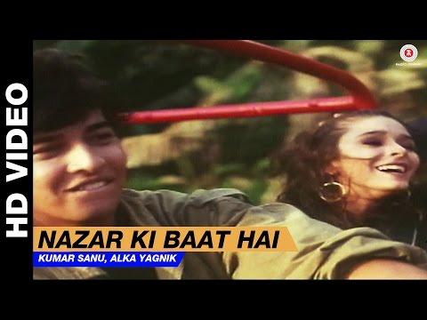 Nazar Ki Baat Hai - Dil Kitna Nadan Hai | Kumar Sanu, Alka Yagnik | Raja & Raageshwari