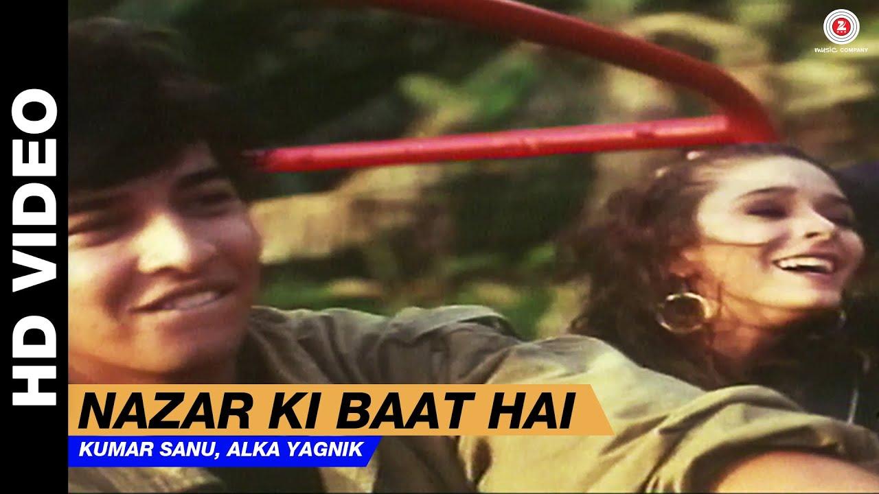 Download Nazar Ki Baat Hai - Dil Kitna Nadan Hai | Kumar Sanu, Alka Yagnik | Raja & Raageshwari
