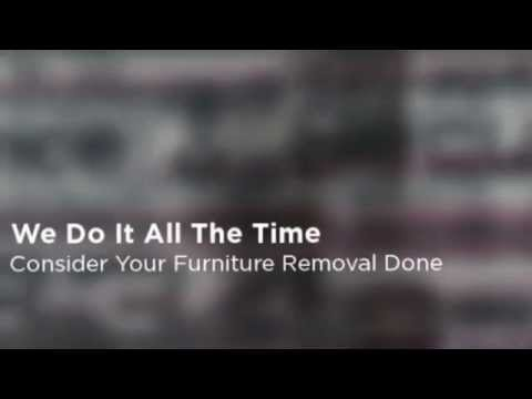 Furniture Removals - Johannesburg - 011 262 0889