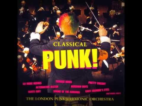 Classical Punk! London Punkharmonic Orchestra