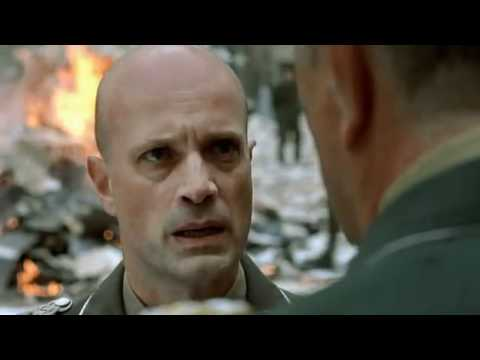 Wehrmacht Berlin evacuation scene in Downfall movie