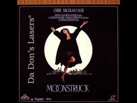 Moonstruck Theme Musetta S Waltz Moonstruck Soundtrack Youtube