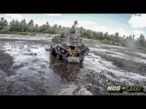 Xtreme Mud Trail 2  (Can Am Renegade 1000, Outlander 1000, Yamaha Grizzly)