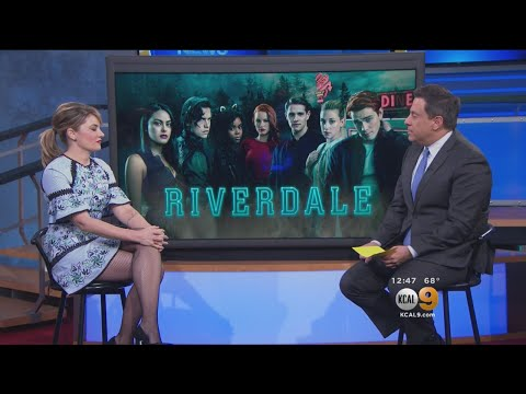 Mädchen Amick Talks What  Can Expect In 'Riverdale'