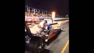 Peter Biondo   Salinas Speedway   Puerto Rico
