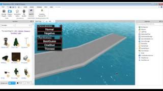 Bautipps - Verwendung der Studio-Erweiterung 'Gap Fill' [ROBLOX]