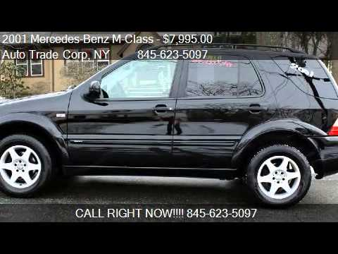 2001 mercedes benz m class ml320 awd 4matic 4dr suv for. Black Bedroom Furniture Sets. Home Design Ideas