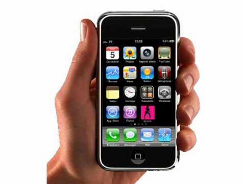 Ipute: la nouvelle application  Apple Iphone (parodie pub)